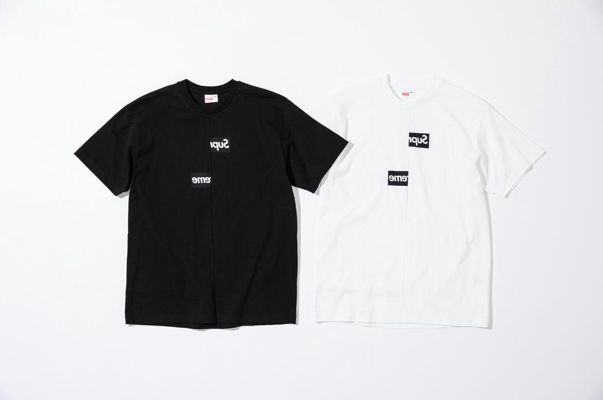 Collection Supreme x CdG