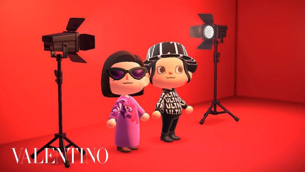 Valentino sur Animal Crossing